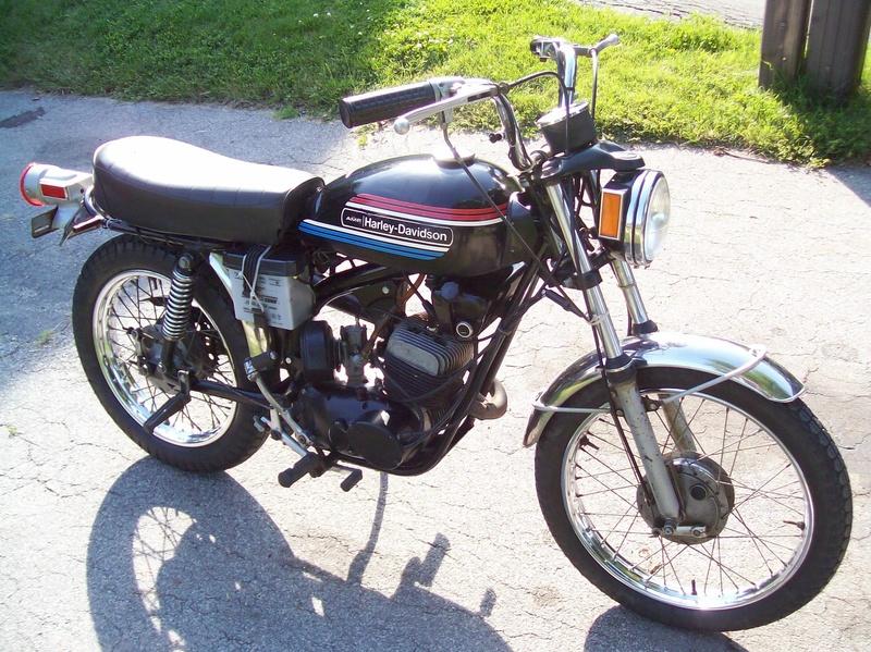 Ebay Gold  Vintage Harley Davidson 250 Mx - Moto-related   Message Boards